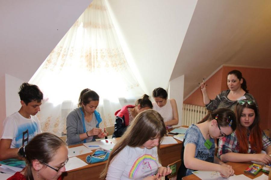 Летние конкурсы для учеников